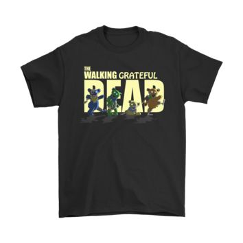 The Walking Grateful Dead Marching Dancing Bear Shirts