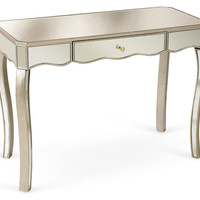 Desk Lila Mirrored, Vanities & Dressing Tables