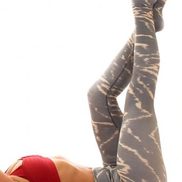 Kaya Legging - Vanish Print - Mika Yoga Wear