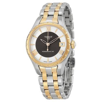 Tissot T-Lady Powermatic 80 Automatic Ladies Watch T0722072211802