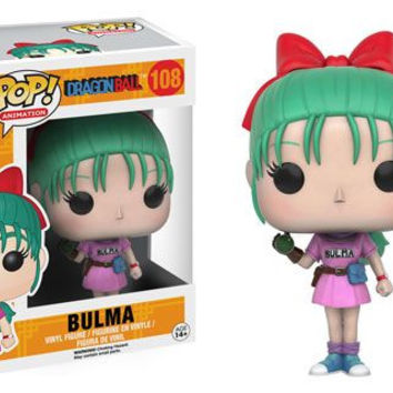 Dragon Ball - Bulma Vinyl Pop Figure