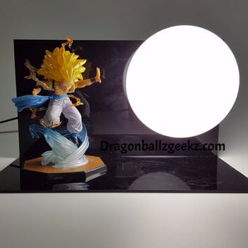 Gotenks DIY Dragon ball z lamp
