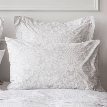 DAMASK PERCALE BED LINEN - Bed Linen - Bedroom | Zara Home United Kingdom