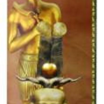 Amun-Ra Henna Cypress Protection Perfume Egyptian Incense Sticks - 3 PACK