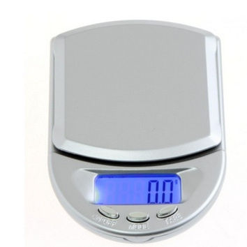 500g * 0.1g Mini LCD Digital Pocket Jewelry Diamond Scale H8704 = 1706113988