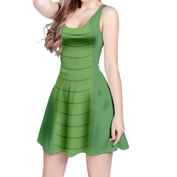 Elliott Pete's Dragon Inspired Sleeveless Dress