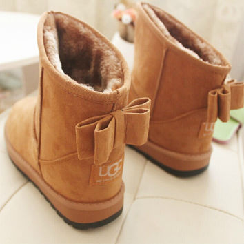 Fashion Snow Women Boots