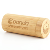 Replacement Bamboo Sunglasses Case