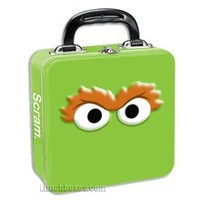 Oscar the Grouch Lunchbox - Lunchboxes.com