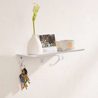 Gary Multi-Hook Wall Shelf | Urban Outfitters