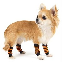 Dog Leg Warmers (Set of 4)
