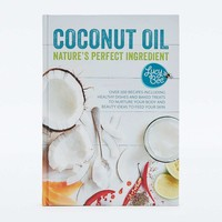 Coconut Oil - Natures Perfect Ingredient Book - Urban Outfitters