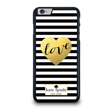 KATE SPADE LOVE iPhone 6 / 6S Plus Case Cover