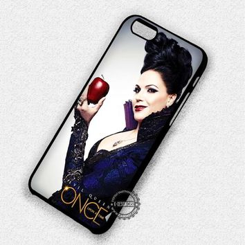 Dark Heart Evil Queen Once Upon a Time Regina - iPhone 7+ 6S 5 SE Cases & Covers