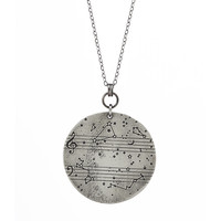 Music Under The Stars Necklace
