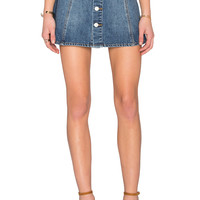 RES Denim Little Games Skirt in Big Easy Blue