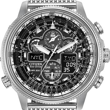 Citizen Eco-Drive Men's Navihawk Atomic Watch
