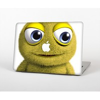 """The Yellow Fuzzy Wuzzy Creature Skin for the Apple MacBook Pro 13"""""""