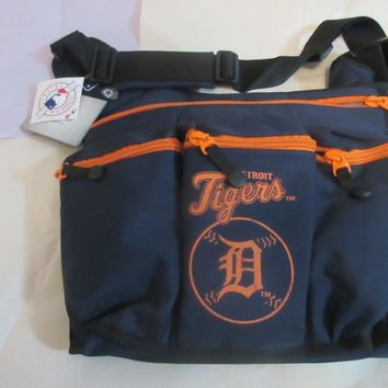 DETROIT TIGERS MLB COLLECTION DIAPER BAG