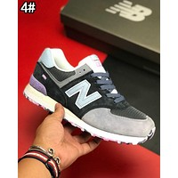 """""""New Balance"""" Trending Women Men Stylish All-Match N Words Breathable Couple Sneakers Shoes 4#"""