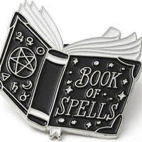 Book of Spells | ENAMEL PIN