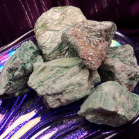 "FUCHSITE ""The Healers Stone"" Eases Tendency to Want to ""Fix"" Clients, Keeps Energies Seperate"