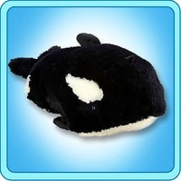 Pillow Pets®  Folding Plush :: Splashy Whale - My Pillow Pets® | The Official Home of Pillow Pets®