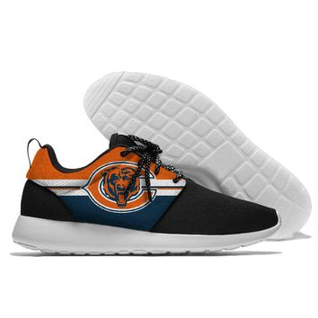Chicago Bears light weight  Walking Shoes