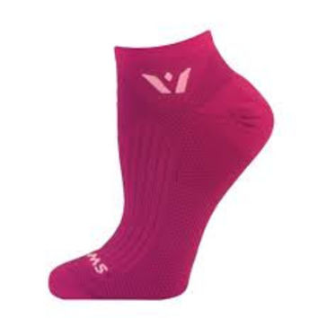 Swiftwick Compression Socks-Aspire pink
