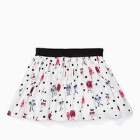 toddlers' monster skirt