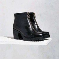 Vagabond Grace Front Zip Ankle Boot - Urban Outfitters