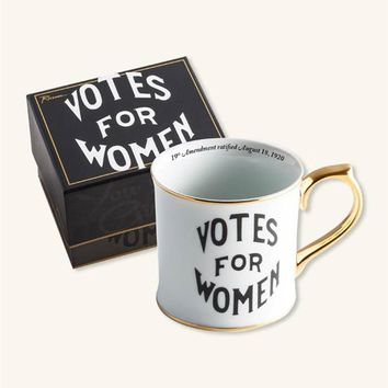 Votes For Women Mug | Suffrage Mug