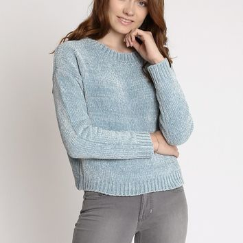 One Love Chenille Sweater | Ruche