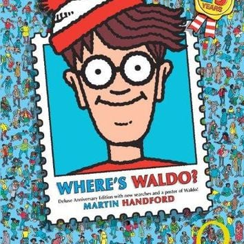 Where's Waldo: Deluxe Edition