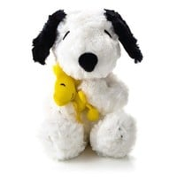 Hallmark Snoopy and Woodstock Best Friends Stuffed Animal