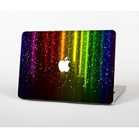The Neon Glowing Rain Skin Set for the Apple MacBook Pro 15""