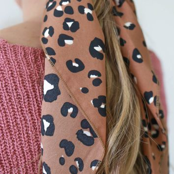 Don't Change Your Spots Scarf
