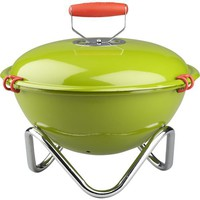Bodum® Fyrkat Green Grill in Barbecue | Crate and Barrel
