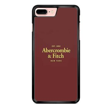 Abercrombie And Fitch iPhone 7 Plus Case