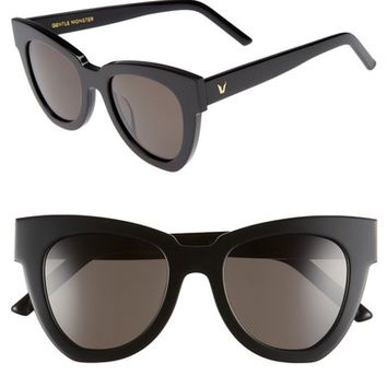 Gentle Monster Laser 51mm Cat Eye Sunglasses | Nordstrom