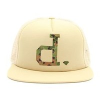 Diamond Supply, Un-Polo Camo Trucker...
