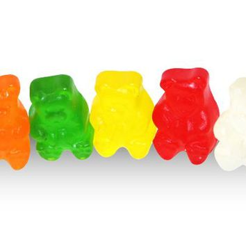 Gummi Bears Sugar Free - Sugar Free, Assorted - Albanese - Usa - 3 oz