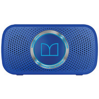 Monster 129262 Superstar Bluetooth Speaker (Neon Blue)