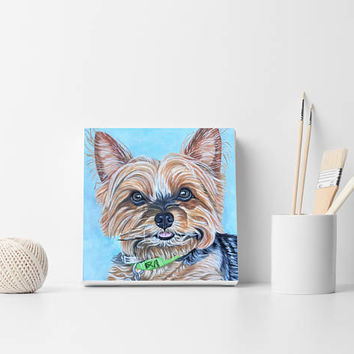 Pet portrait Dog portrait Custom portrait Dog custom order Dog painting Cat custom portrait Dog lovers gift Cat painting Custom Pet painting