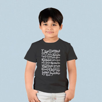 Kids T-shirt - Harry Potter Magic Spells