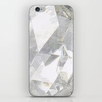 Diamond girl iPhone Skin by anipani