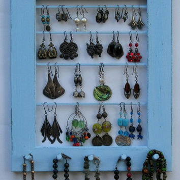 Jewelry Display Organizer Rack