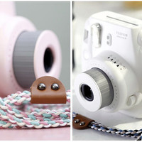 Fujifilm Fuji film Instax Mini Camera Strap 1 Design