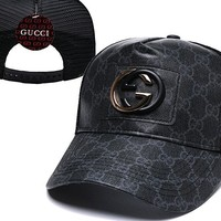 GUCCI Fashion Woman Men Sunhat Baseball Hat Cap