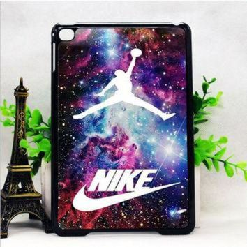 CREYUG7 NIKE AIR JORDAN GALAXY IPAD MINI 1 | 2 | 4 CASES